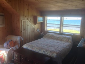 Bedroom of Beach House at Cousin's Shore
